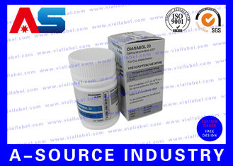 ประเทศจีน Medicine Package 10ml Pharmaceutical Vial Label For Pill Tablets Bottles ผู้ผลิต